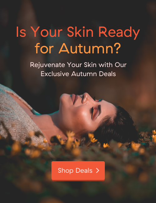 Is your skin ready for Autumn?